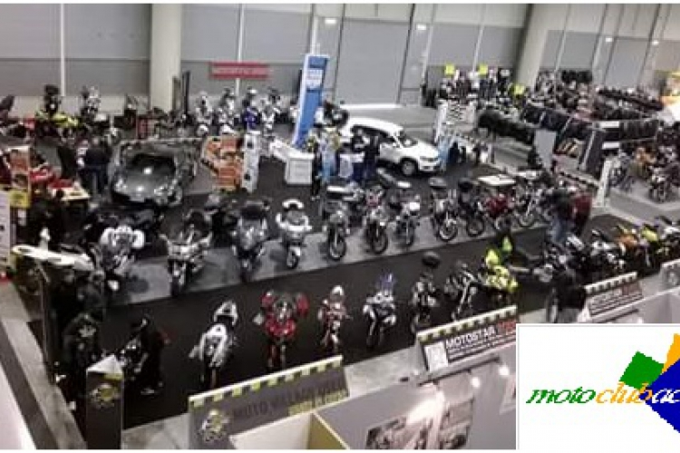 Motodays in Fiera di Roma