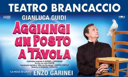 20 ottobre teatro brancaccio cra acea - Teatro brancaccio aggiungi un posto a tavola ...