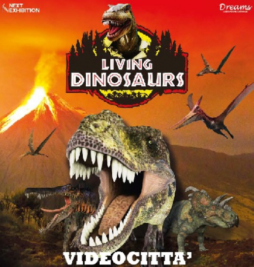 LIVE DINOSAURS
